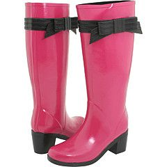 What Every Office Chick Needs: Rain Boots - The Cubicle Chick