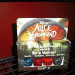 Giveaway- Mini Nail Lacquers By OPI Inspired by Disney's Alice In Wonderland