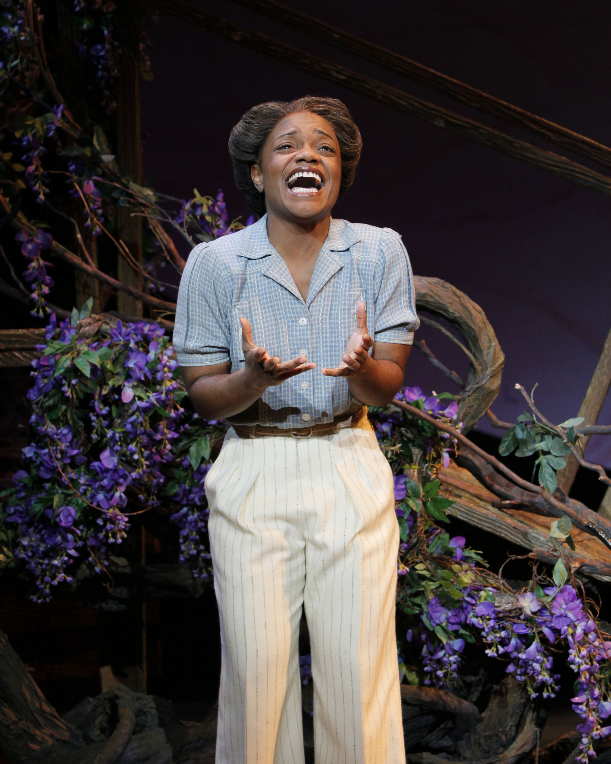 US Bank Broadway Series Presents The Color Purple at The Fabulous ...