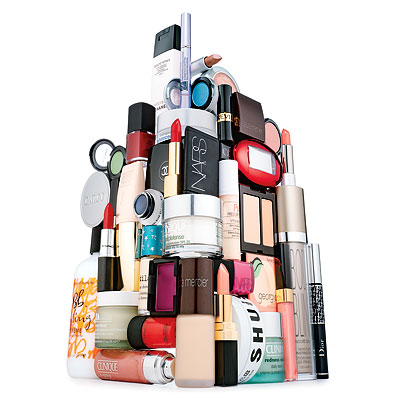 Are You A Beauty Product Addict?