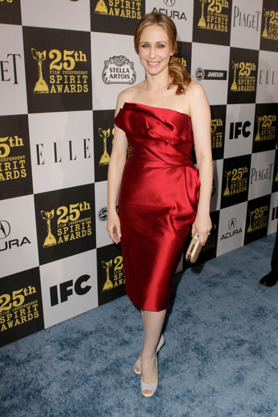25th Film Independent Spirit Awards - Red Carpet Vera Farmiga Instagram