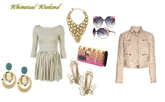 Four Fabulous Weekend Looks For Spring