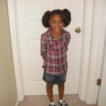 (PICS) 1st Day Of School For My 6 Year Old