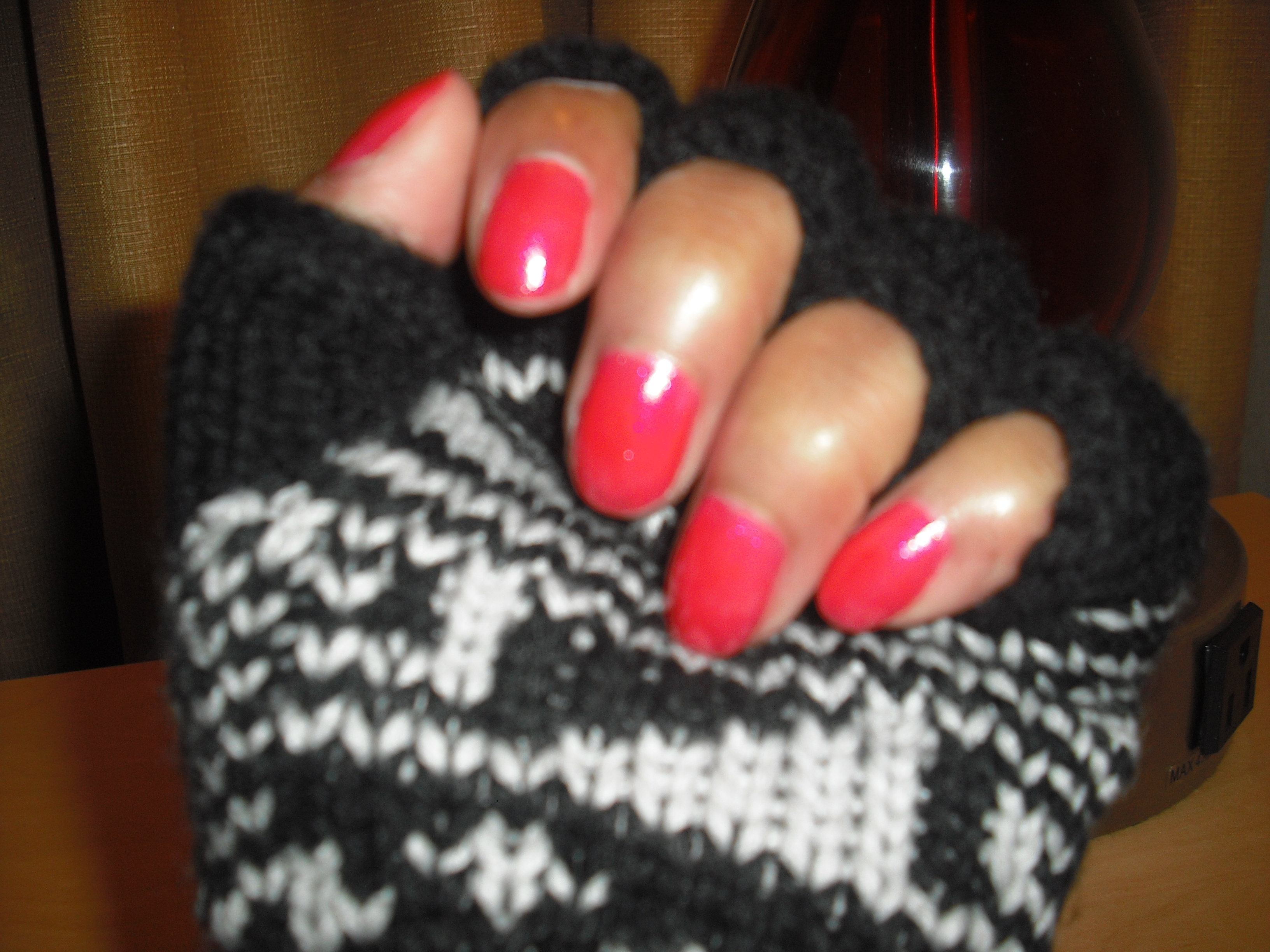 Chicago Manicure: Glee OPI Polish by Sephora w/ Crackle