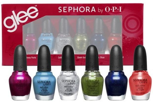 Sephora by OPI 'Glee' Nail Polish? Gleeks, Get You Some!