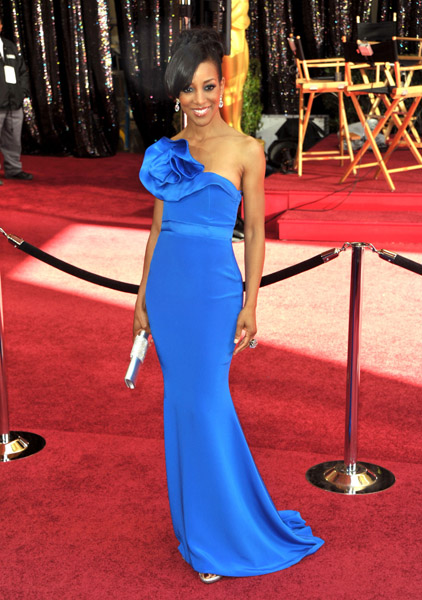 83rd Annual Academy Awards Red Carpet Arrival Pictures