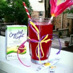 Crystal Light Flavor Over Fizz Challenge w/ 'Cubicle Hole-PUNCH'