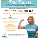 ALIVE & Famous Footwear's Women Fall Fitness Event w/ Leisa Zigman