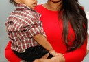 Jennifer Hudson and Son at SELF&#8217;s 4th Women Doing Good Awards