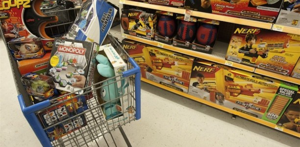 Wal-mart Brings Back Layaway for the Holiday Shopping Season