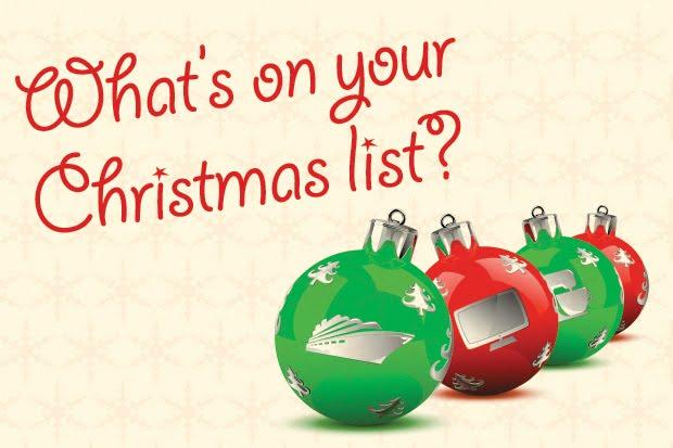 My Grown Up Christmas List '11