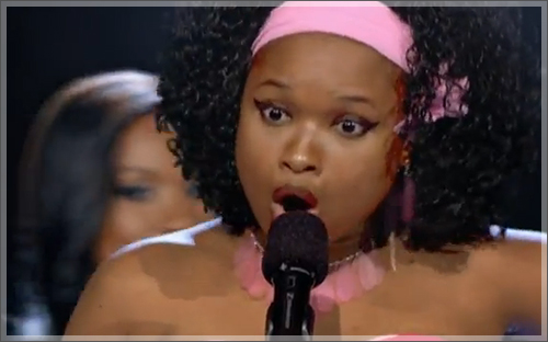 I love me some Jennifer Hudson. Most of you know that.