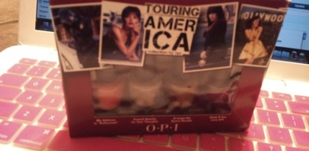 Honk if You Love OPI Review: OPI Touring America Mini Roadies