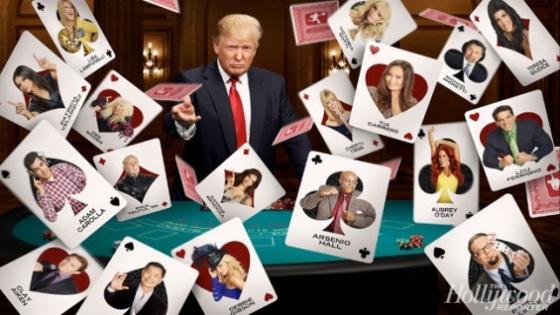 NBC's Celebrity Apprentice New Season: American Idols, Models & Reality Stars