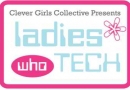 CES Ladies Who Tech & Video Interview w/ Project Runway Winner Anya Ayoung-Chee