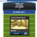 Rate Super Bowl Commercials w/ the USA Today Ad Meter on Facebook