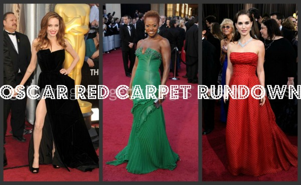 Oscar Fab: 84th Annual Academy Awards Red Carpet Rundown Pictures
