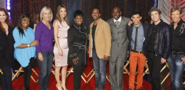 Boob Tube: Cast of Dancing With the Stars 2012 Announced