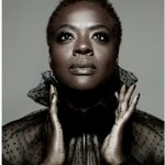 Natural Hair Haute-ness: Oscar Nominee Viola Davis in High Fashion Spread