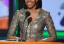 Michelle Obama's Look at the Nickelodeon Kids' Choice Awards: Haute or Not?