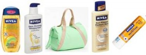 Giveaway: NIVEA Summer Ready Skin Care Beach Prep Kit