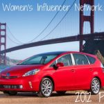 Woot! I Am a Toyota Women's Influencer Network Blogger!