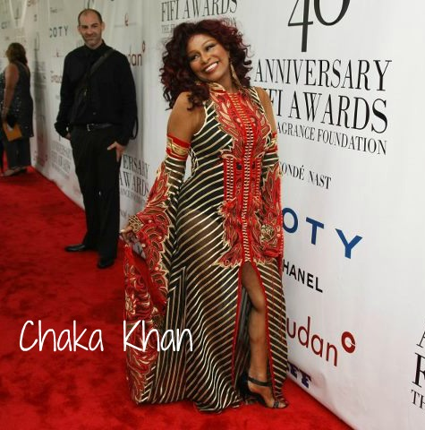 Chaka Khan Loses Some Serious Weight The Cubicle Chick
