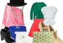 The 5 Thou Shall's of Color Blocking: Tips For Rocking the Trend