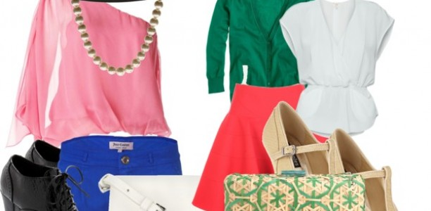 The 5 Thou Shall&#8217;s of Color Blocking: Tips For Rocking the Trend