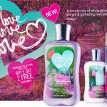 Bath and Body Works Love Love Love Giveaway