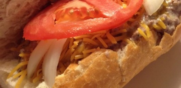 Cube Recipes: Beef Stroganoff Sandwiches