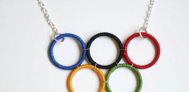 London Games Fab: 5 Fashion Items Inspired by the 2012 Olympics