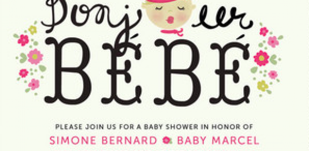 Hollywood Baby Boom: Throw a Baby Shower Like a Celebrity