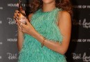 Summer Style Spotlight on Rihanna: Celebrity Mint Green Trend