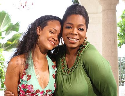 Oprah Interviews Rihanna for Oprah's Next Chapter, Premieres 8/19