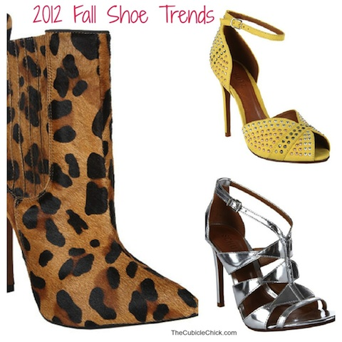 5 Tips For Hunting For The Hottest Fall Shoe Trends