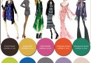 Haute Fall Colors: Pantone Fashion Color Report for Fall 2012