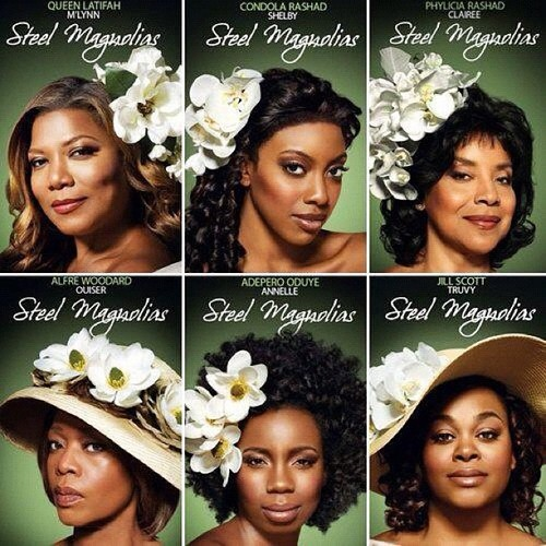 All-Black STEEL MAGNOLIAS Film In The Works
