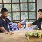Oprah Scores Rare Interview with Usher for Next Chapter 9/16