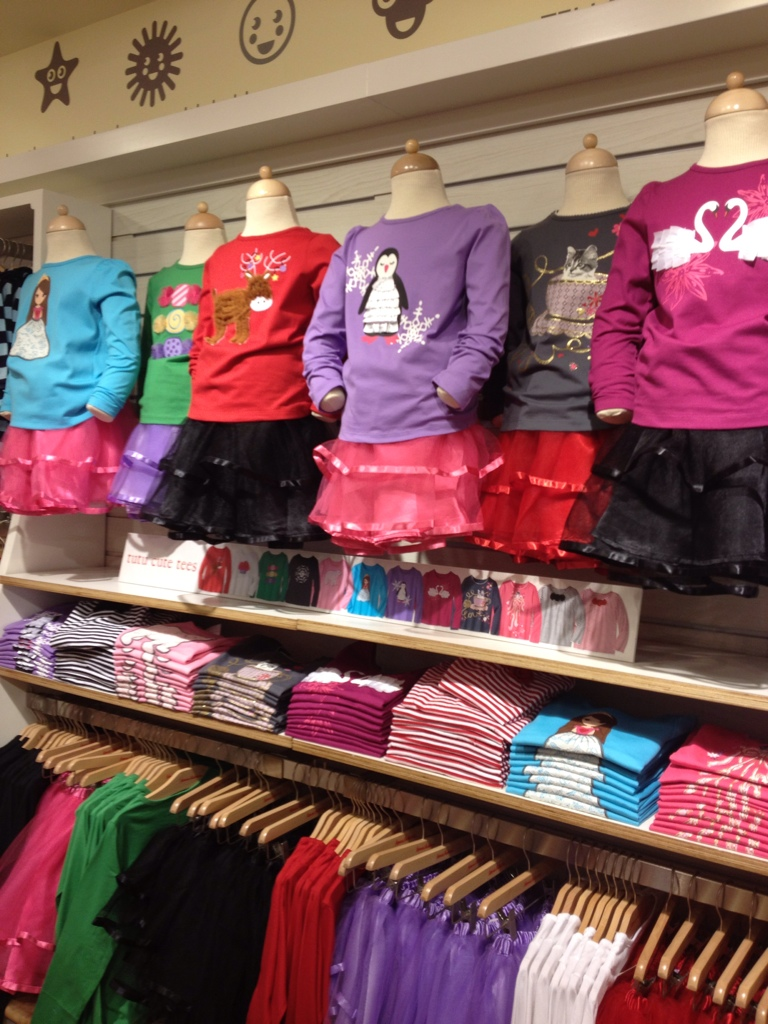 Children's Clothier Hanna Andersson Opens in the Saint Louis Galleria