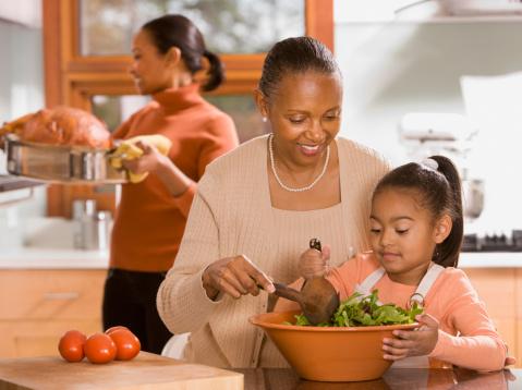 Preparing Kids for Thanksgiving: Involving Children in Holiday Preparations