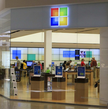 Microsoft Pop-Up Stores Open for the Holidays in Selected Cities
