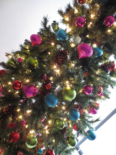 Decor Tips: Decking My Halls for the Holiday with Pier 1 Imports