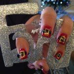 Fab Beauty: Holiday Inspired Nails & DIY Nail Design Tips