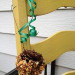 Winter Boredom Buster: DIY Pinecone Birdfeeder