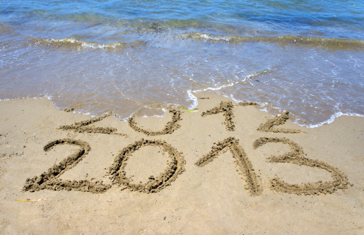 Happy New Year!: 10 Things For Us To Do More Of in 2013