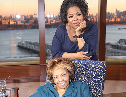 Cissy Houston Sits Down with Oprah for Next Chapter Airing 1/28