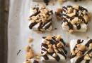 Sweet Recipe: Vanilla Nougat Candy Bar Bites