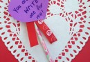 Creative and Crafty Valentines: 5 DIY Valentine's Day Greetings