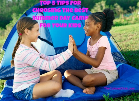 5 Tips For Choosing The Best Summer Day Camp For Your Kids